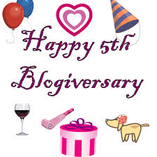 5th blogiversary