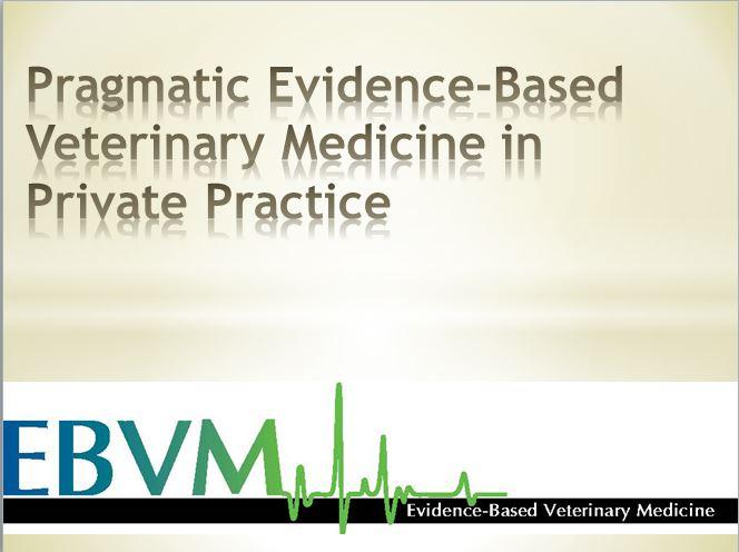 pragmatic EBVM
