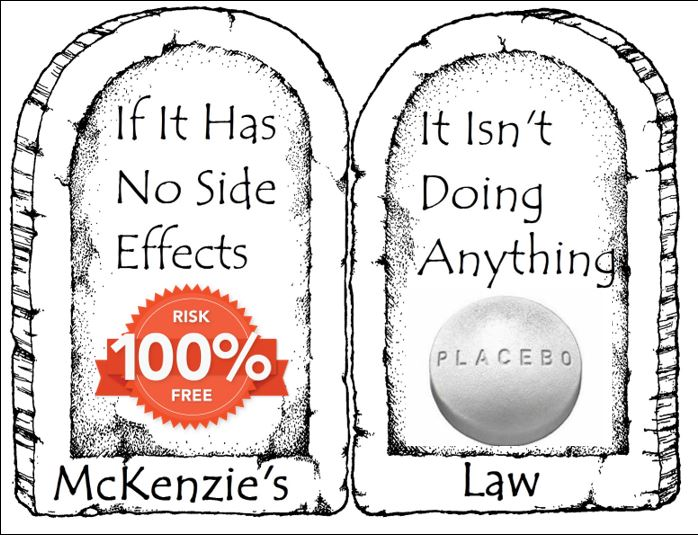 mckenzie's law